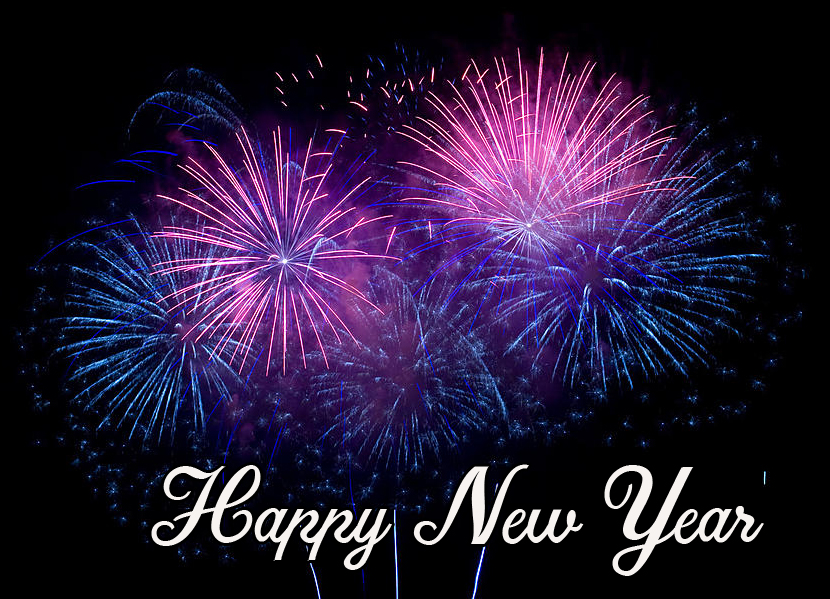 Fireworks HD Happy New Year Picture
