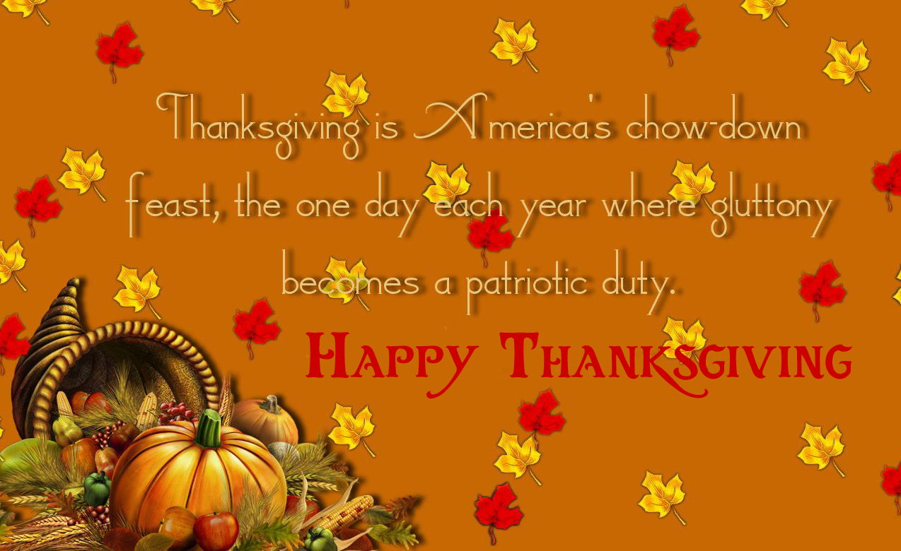 Fruit Images with Happy Thanksgiving Wallpaper