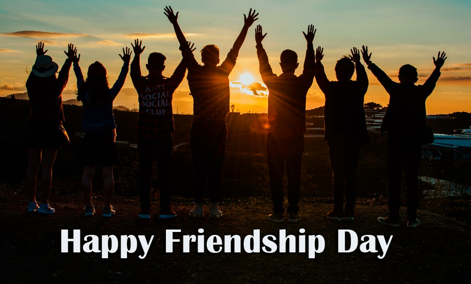 Full HD Happy Friendship Day Image for Whatsapp