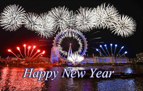 Full HD Happy New Year Picture
