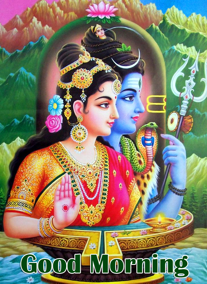 Full HD Mahadev Good Morning Pic and Picture