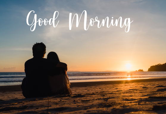 Good Morning Couple Pic and Wallpaper