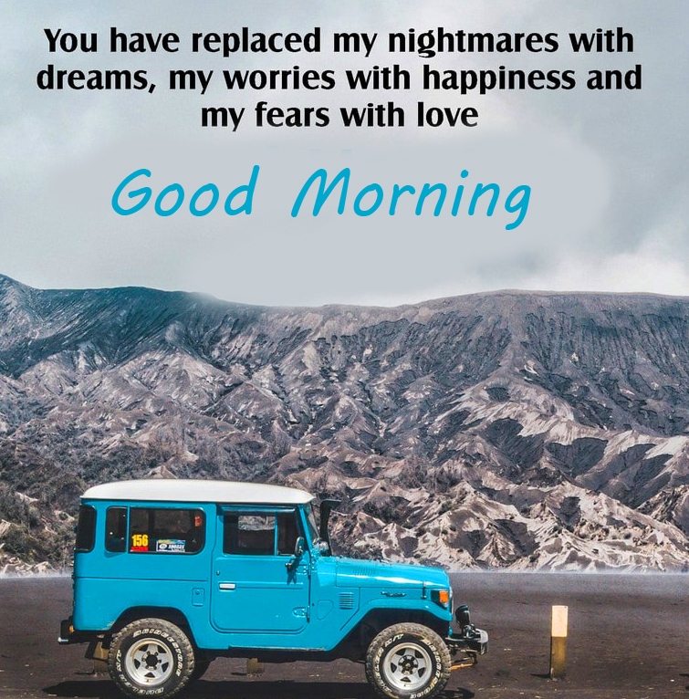 Good Morning Love Message Pic