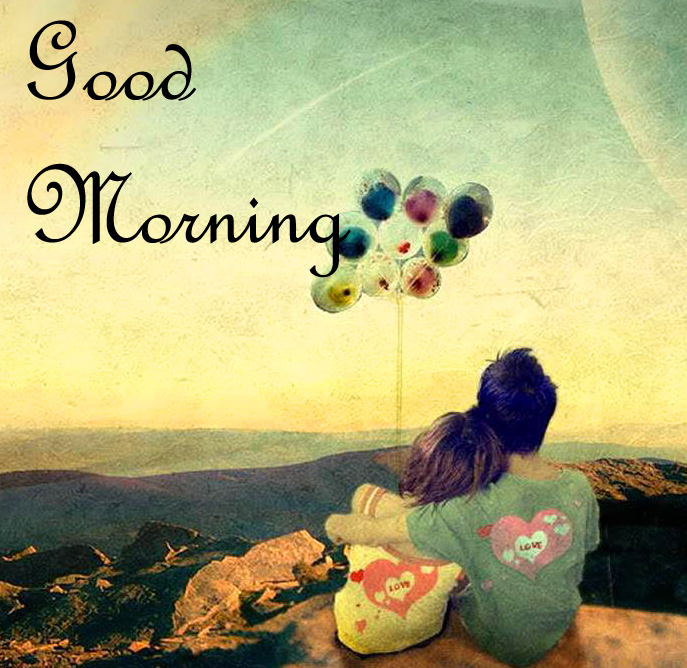 Good Morning Message with Couple HD