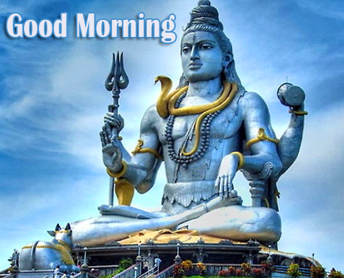Good Morning Shiv Picture HD