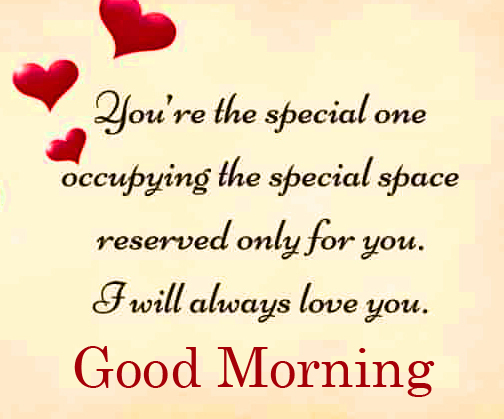 Good Morning Wish with Love Quotes