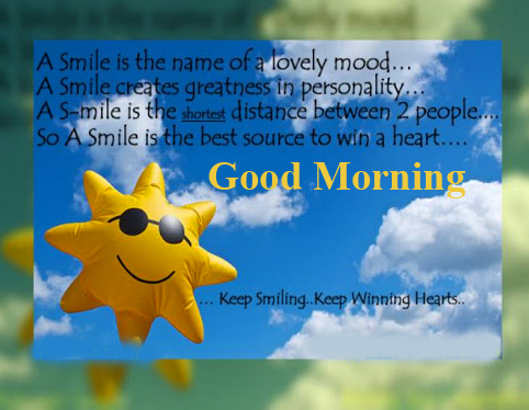 Good Morning Wish with Lovely Quotes