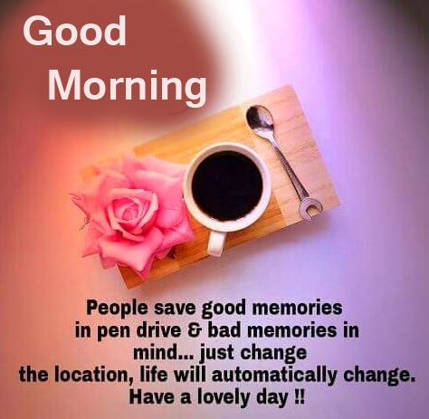 Good Morning with Beautiful Blessing Image