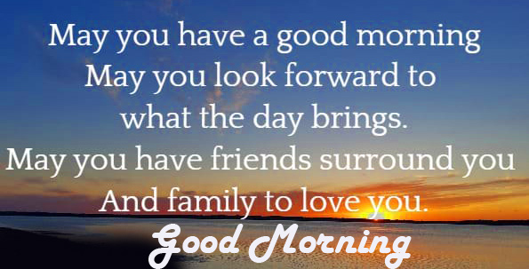 Good Morning with Beautiful Blessing Quotes