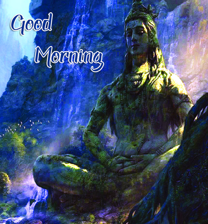 Good Morning with Latest Shiv Ji