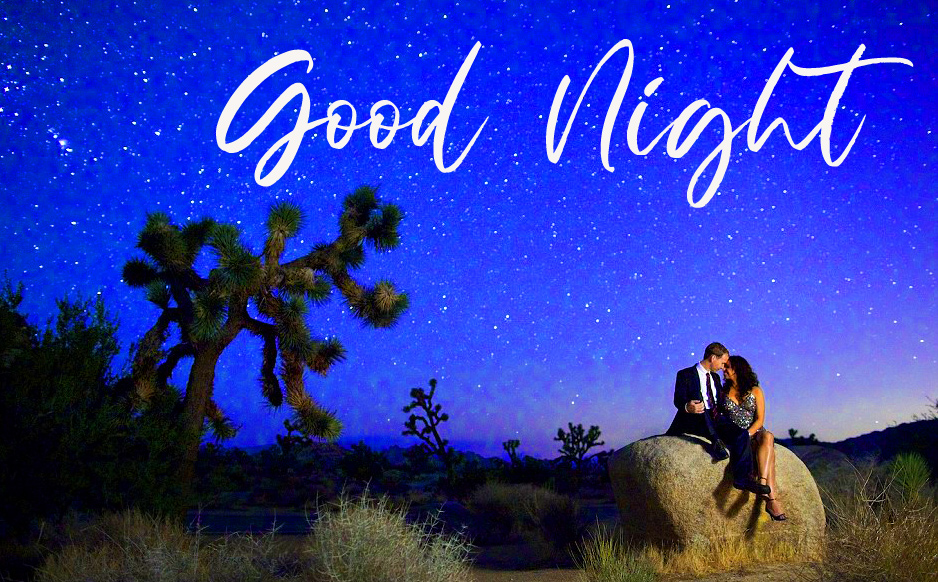 Good Night Couple Picture HD