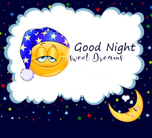 Good Night Sweet Dreams Animated Wallpaper