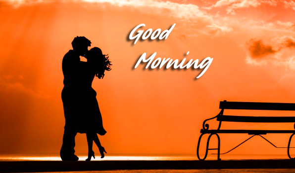 Good morning Couple Wallpaper