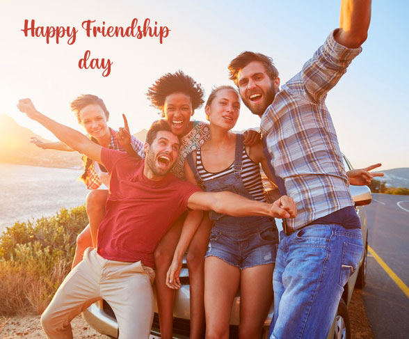 Group Happy Friendship Day Image HD