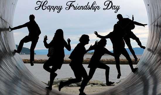 Group Happy Friendship Day Pic