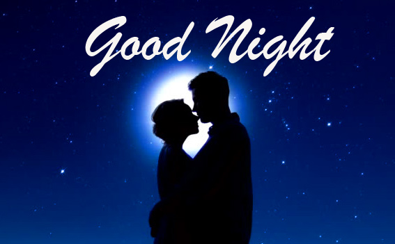 HD Couple Good Night Picture