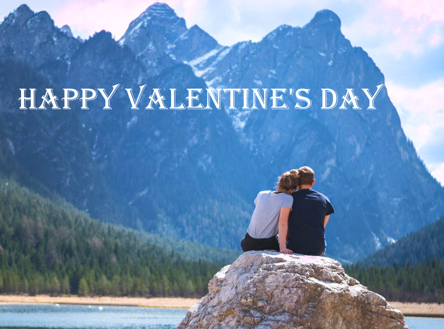 HD Couple Happy Valentines Day Pic