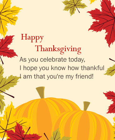 HD Happy Thanksgiving Wallpaper and Photo