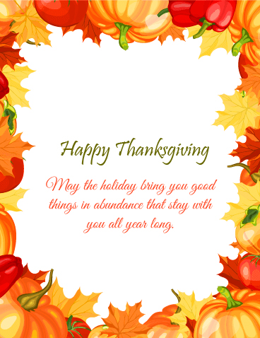 HD Quotes Happy Thanksgiving Pic