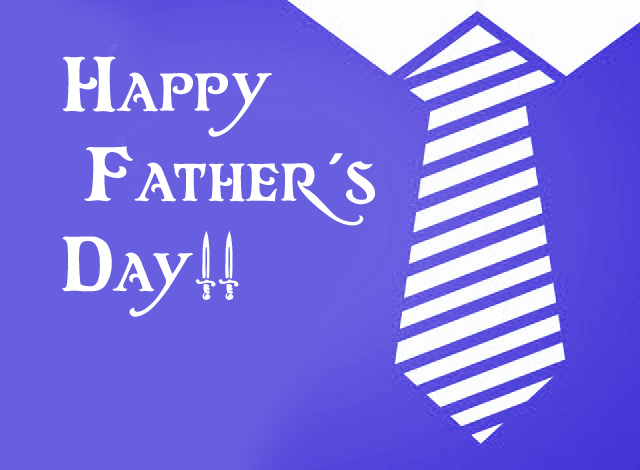 Happy Fathers Day Wishing Image