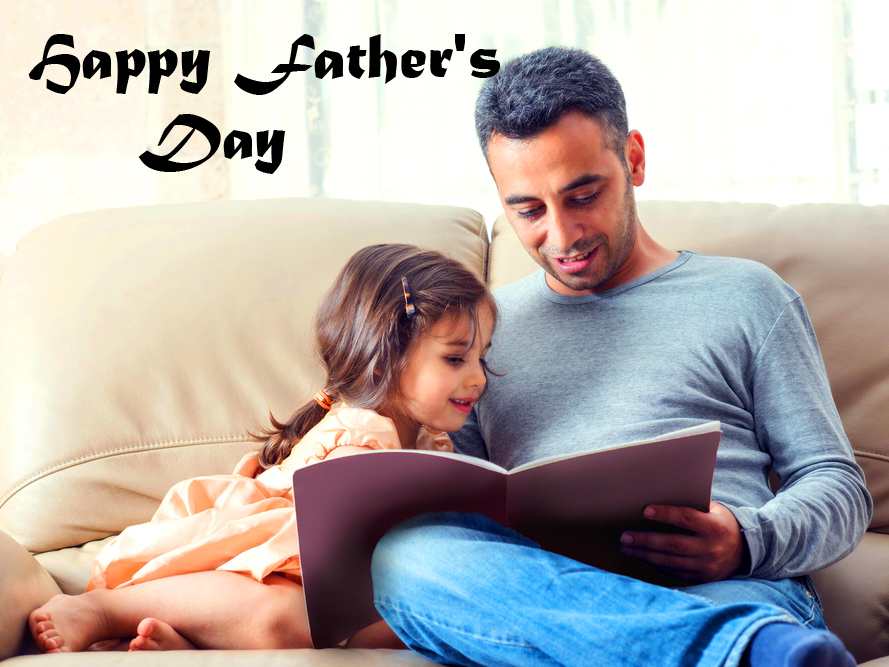 Happy Fathers Day Wishing Picture