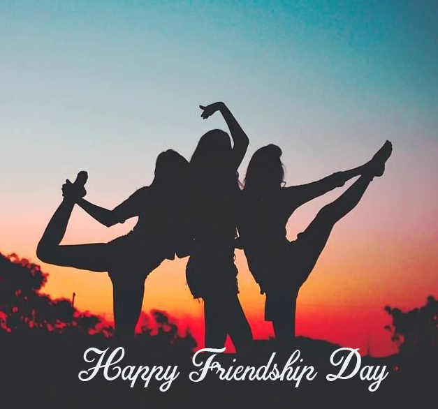 Happy Friendship Day Wishing Pic