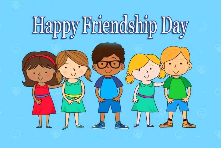 Happy Friendship Day with Best Friends Pic