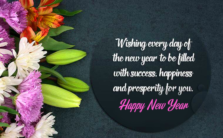 Happy New Year Quoptes Wishing Image