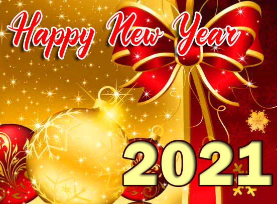 Happy New Year Wallpaper for