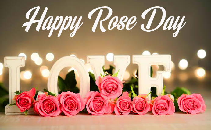 Happy Rose Day Love Pic