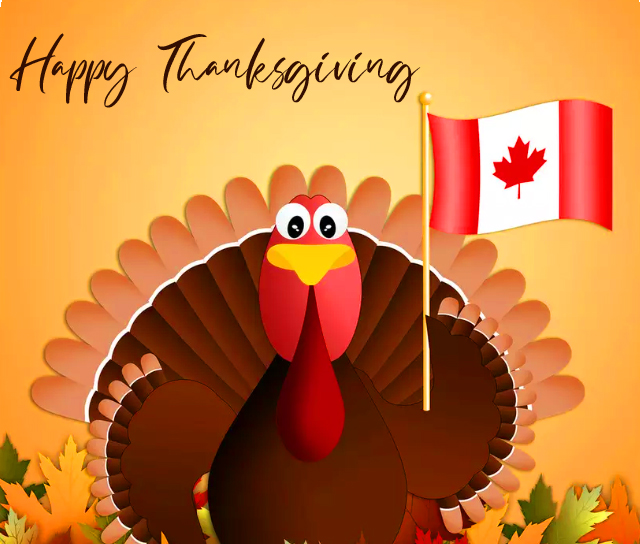 Happy Thanksgiving Canadian Pic