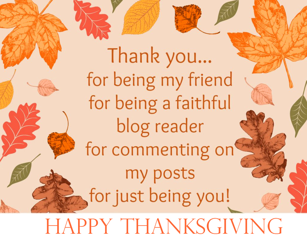 Happy Thanksgiving Wish with Quotes