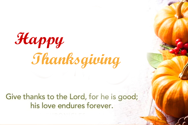 Happy Thanksgiving Wishing Quotes Picture HD