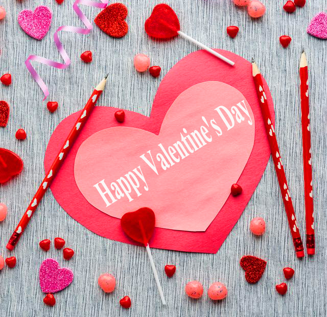 Happy Valentines Day Heart Picture