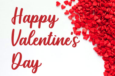 Happy Valentines Day Wishing Pic