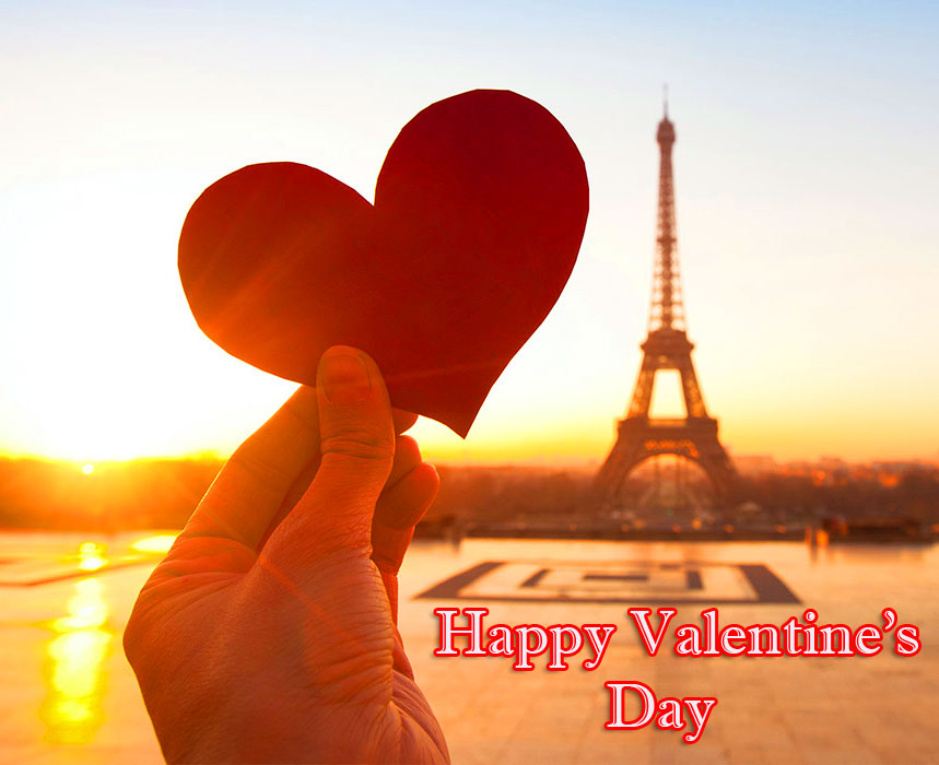 Heart Happy Valentines Day Image HD