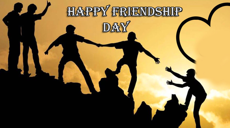 Inspirational Happy Friendship Day Image