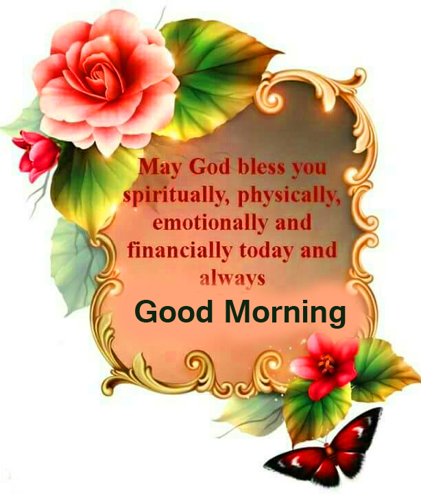 Latest Blessed Good Morning Image HD