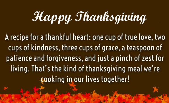 Latest Happy Thanksgiving Wallpaper with Quotes