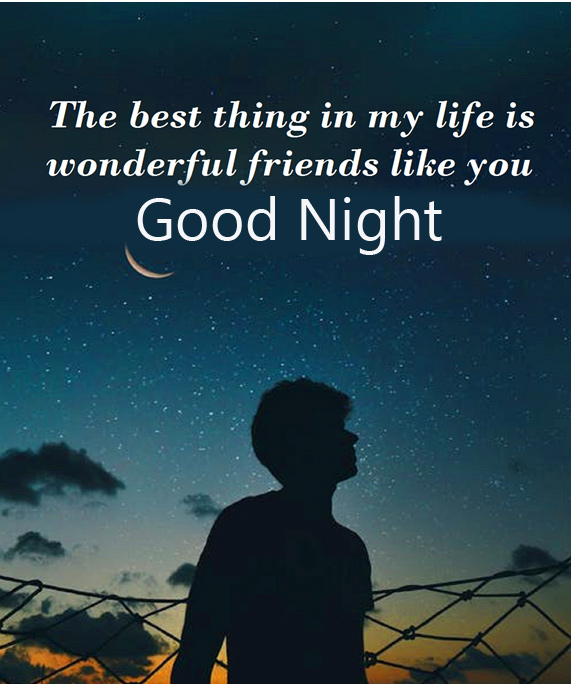 Latest Quotes Good Night Pic