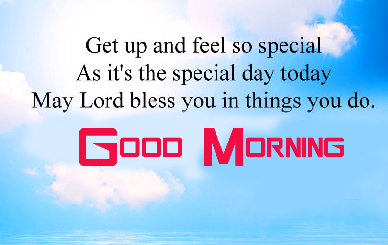 Lord Blessing Good Morning Image