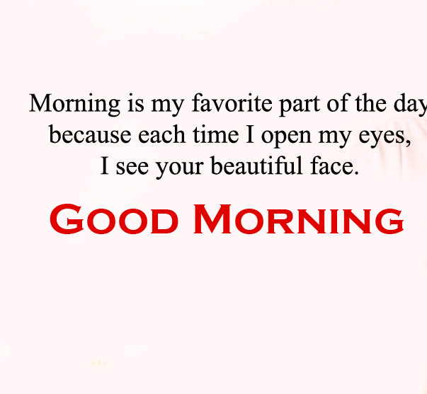 Love Quotes Good Morning Image