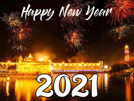 Lovely Happy New Year Image