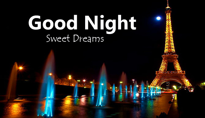 Lovely Good Night Sweet Dreams Picture and Wallpaper