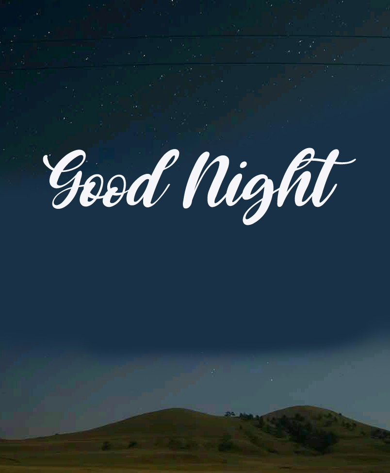 Lovely Good Night Wallpaper