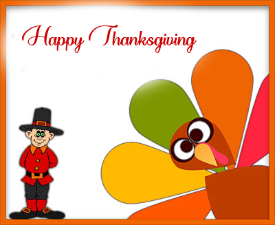 Lovely Happy Thanksgiving HD Picture