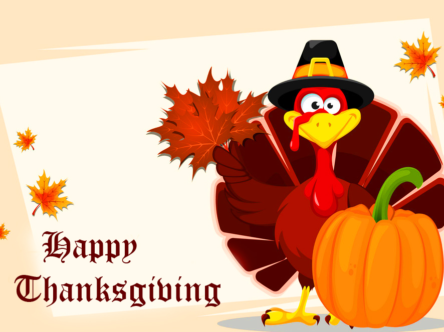 Lovely Happy Thanksgiving Image and Picture