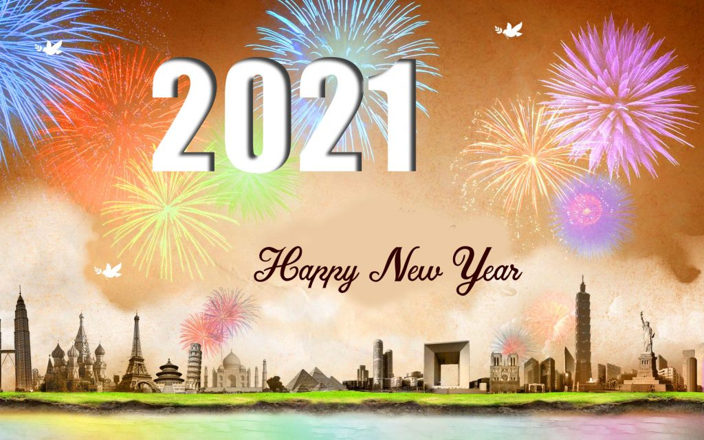 65+ Happy New Year 2021 Images
