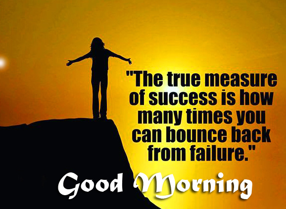 Motivating Time Quote Good Morning Image
