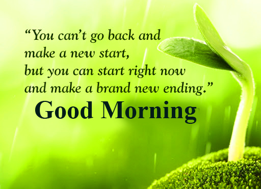 Quotes Good Morning Image HD